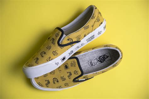 Vans X Brain Deads brain dead x vans collection sneaker bar detroit