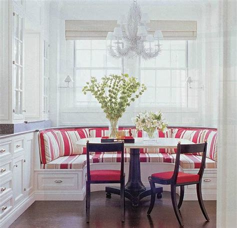 Table With Banquette Seating by Jpm Design Banquette Seating
