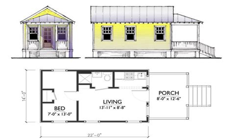 floor plans with guest house small guest house plans small casita floor plans casita