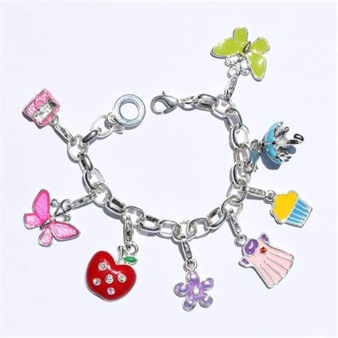 Buy Charm Bracelets For Girls To Make Your Personality Charm Bracelet Images