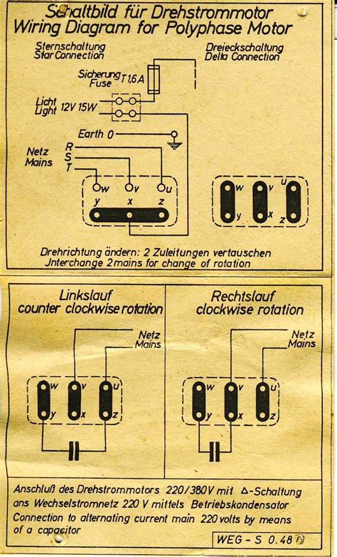 weg capacitor wiring diagram hobart capacitor wiring
