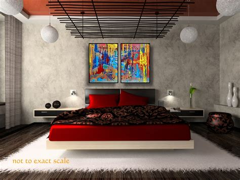 jersey shore colorful modern abstract paintings