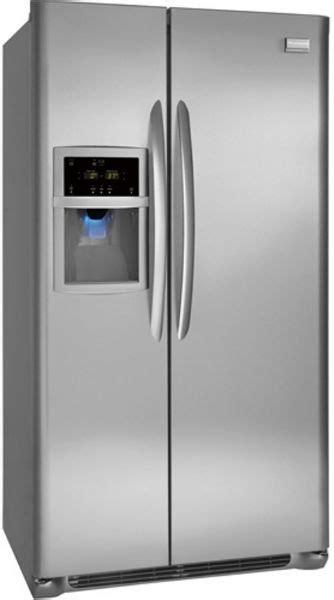frigidaire gallery door refrigerator manual frigidaire gallery refrigerator parts manual