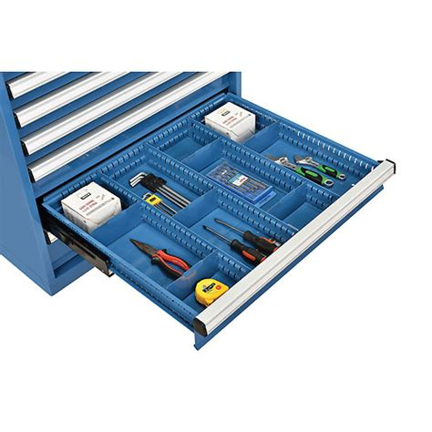 Sho Mobil Kit divider kit for 4 quot h drawer of global modular drawer