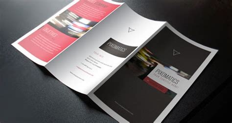 brochure templates quark these free brochures are available in adobe indesign