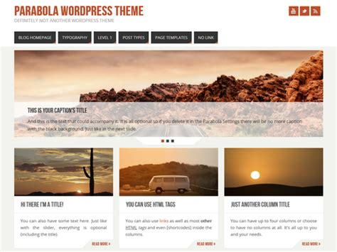 themes wordpress nirvana cryout creations demos