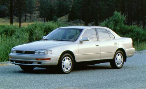 toyota camry 1994 car and driver