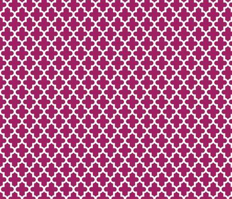 berry purple moroccan fabric sweetzoeshop spoonflower