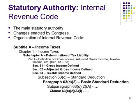 internal revenue code section 62 acct321 chapter 02