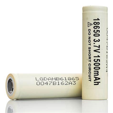 Lg Hb6 lg hb6 18650 li ion battery 1500mah 30a 3 6v with flat top