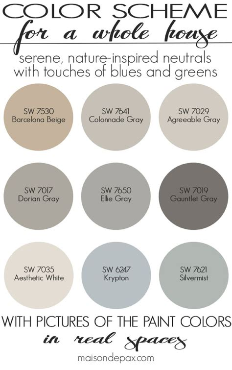 a sling of warm gray paint colors from left to right 17 best ideas about neutral gray paint on pinterest gray