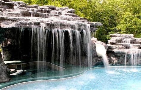 backyard grotto pin by sandra price on pool side paradise pinterest