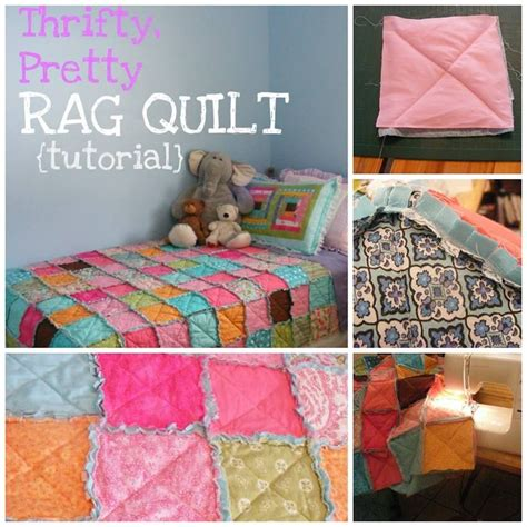 Easy Rag Quilt Tutorial by Rag Quilt Tutorial Craft Pictures Photos And Images For