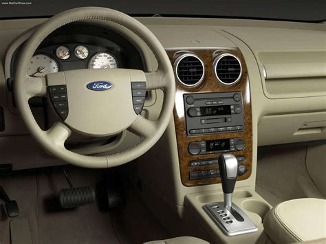 2005 Ford Freestyle Interior by Ford Freestyle 2005 Picture 04 1280x960