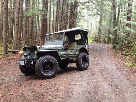 kaiser willys jeep montana motor stables kaiser willys jeep of the week 259