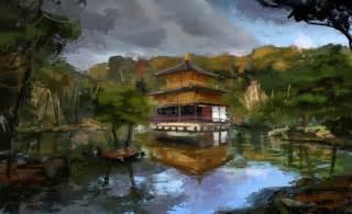 japanese landscape painting japanese landscape by jonathanp45 on deviantart