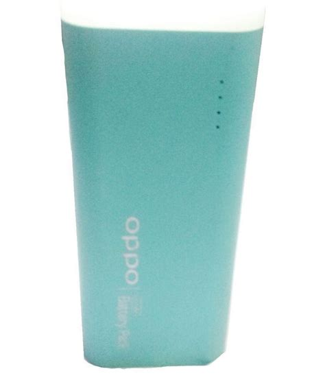 Power Bank Oppo 13000mah by Oppo Smart 13000mah Power Bank Blue Buy Oppo Smart