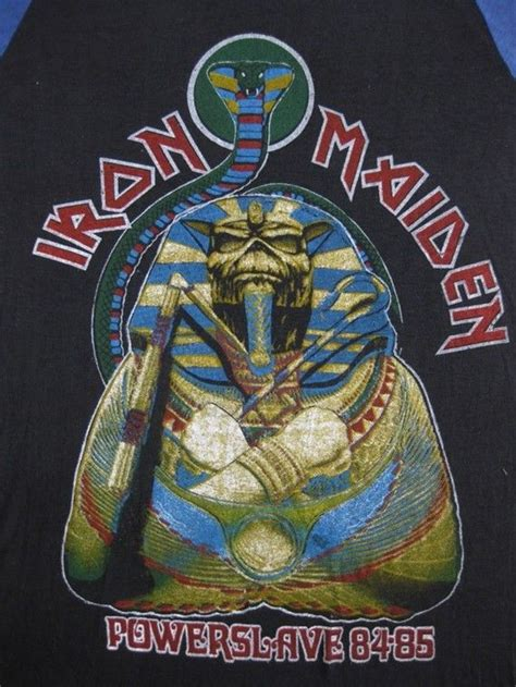 Baju Vintage Iron Maiden 88 best images about shirts on black sabbath classic football shirts and vintage