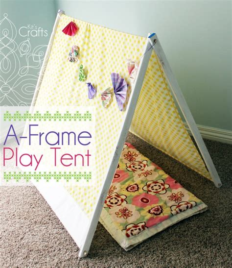 tent craft for 19 unique handmade play tents for