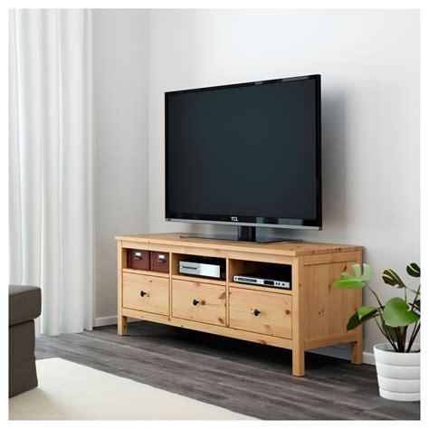 hemnes tv bench hemnes tv bench light brown 148x47 cm ikea