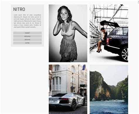 grid layout tumblr free 10 of the best free minimalist tumblr themes 2015