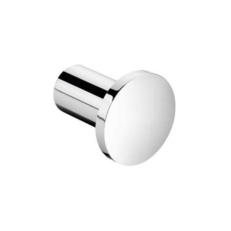 Pom D Or Kubic Cool Robe Hook Chrome 333011 Pom D Or Bathroom Accessories
