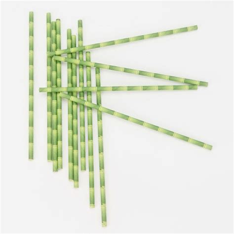 Bamboo Paper - bamboo paper straws 187 gadget flow