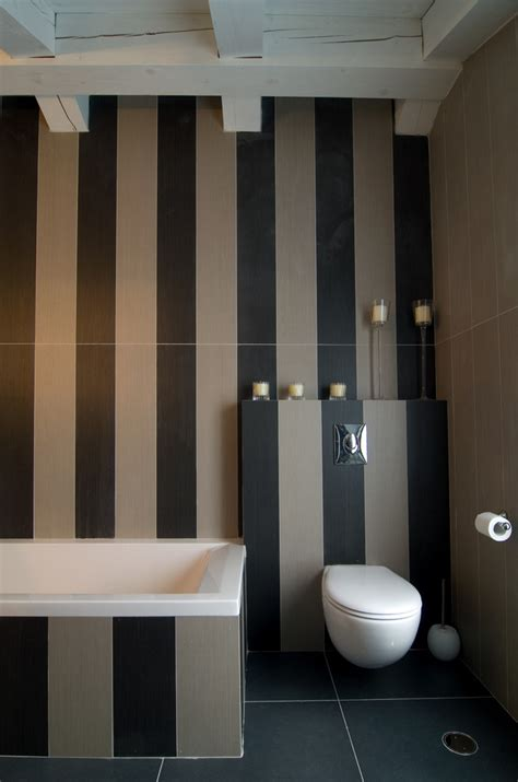 decoration wallpaper for bathrooms ideas with striped wonderful striped wallpaper decorating ideas