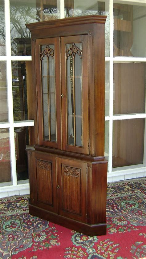 antique corner cabinet for sale great two doors mahogany victorian corner cabinet for sale