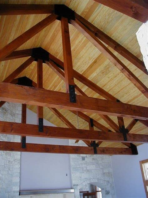 exposed wood beams pin by barbara glover on ideas 1 pinterest