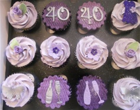 Th Birthday Cupcakes Tracys T Cakes