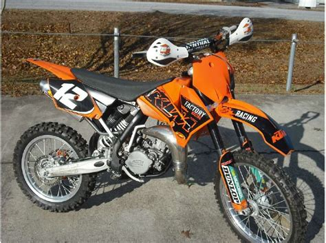 Ktm 105 Sx For Sale Buy 2006 Ktm 105 Sx On 2040 Motos