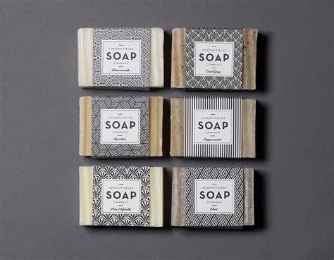 Handmade Brands - fields soap company one darnley road branding