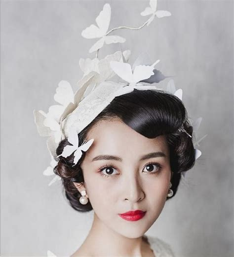 Wedding Hairstyles For Hats by 25 Best Ideas About Bridal Hat On Wedding