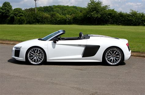 R8 Audi Cost by Audi R8 Spyder How Much Does It Cost To Run Parkers
