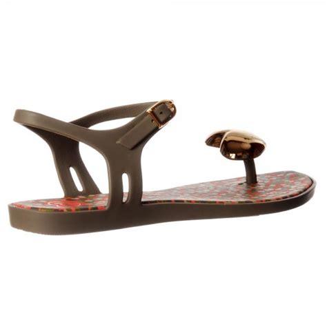 Special Sandal Flat Summer Merah mel special summer sandal flat jelly pink gold