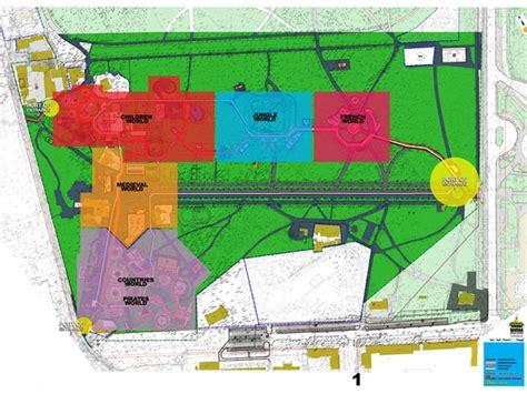 theme park feasibility study masterplanning theme parks designers bausaa baustudio
