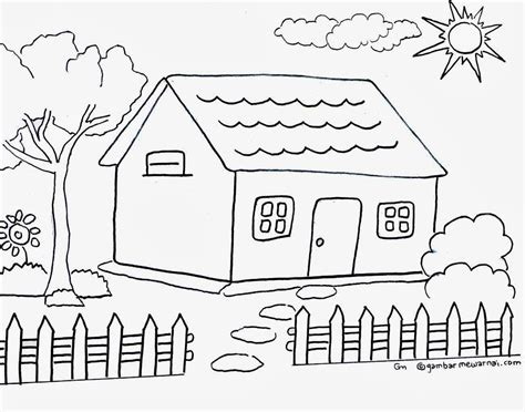 Gambar Dan Sofa Anak gambar mewarnai rumah untuk anak anak gambar dan foto