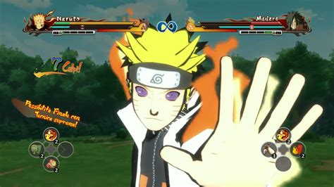 mod game naruto ultimate ninja storm revolution naruto rikudou sennin at naruto ultimate ninja storm