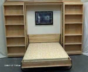 Murphy Bed Kit Do It Yourself Murphy Library Panel Bed Do It Yourself Kit