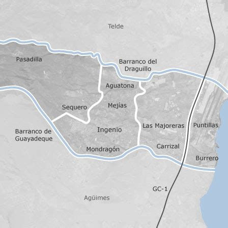 alquiler piso por 287 vivienda mapa de ingenio las palmas idealista