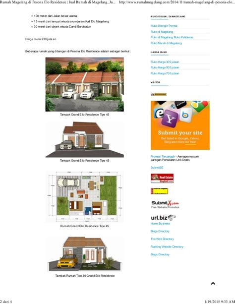 Rumah Murah Magelang 085322908000 jual rumah di magelang rumah dijual di