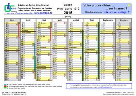 Calendrier T F C Ordilogic Fr Calendrier Saison Printemps T 2015 Fr