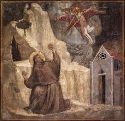 St Francis Was Like St Francis The New Theological Movement
