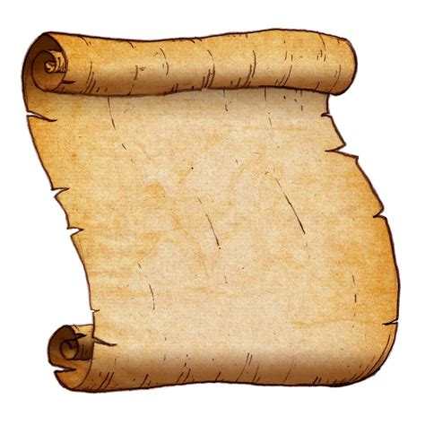 pirate scroll template parchment clipart free clip free clip