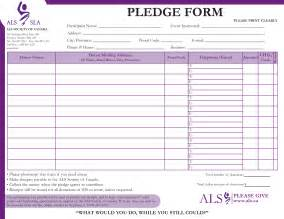 Fundraiser Pledge Form Template by Doc 16561281 Doc564435 Fundraising Form Template Free