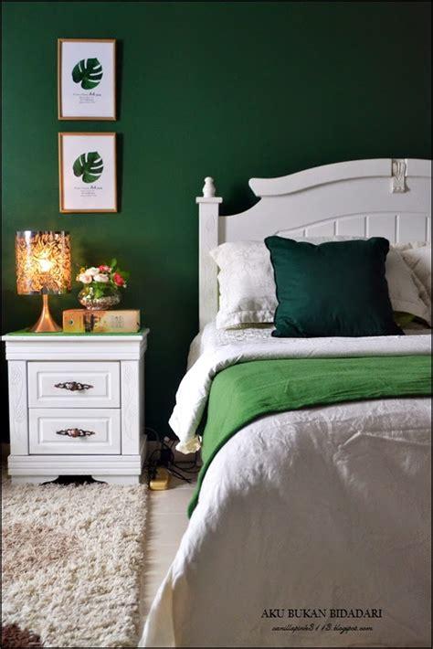 bukan bidadari dekorasi bilik tidur utama gaya