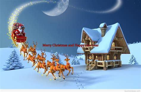 awesome merry christmas  happy  year