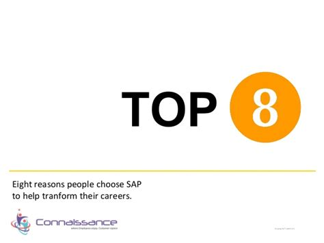7 Best Careers To Choose by Topseven Reasons Choose Sapto Help Tranform Their
