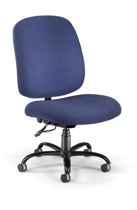 big and tall desk chair castor heavy duty task chair